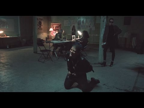 """Algiers - """"The Underside of Power"""" (Official Video)"""