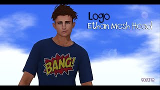 Logo Ethan - Male Mesh Head by Fashiowl