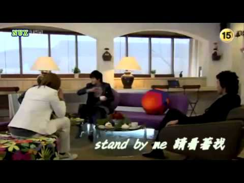 繁中字幕 SHINee - Stand By Me (Boys Over Flowers 韓版 花樣男子...