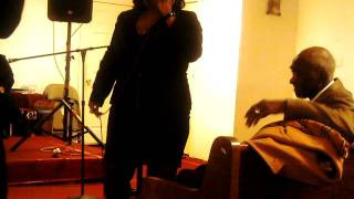 Gwen Allen Singing, Down Through The Years God Been Good To Me'Jan. 15,2012