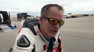 Dave gives his thoughts on the new Suter MMX500   Ultimate Motorcycling