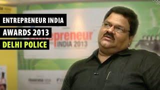 Jitendra Tripathi Mani  DCP  Delhi