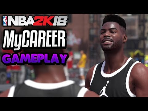 NBA 2K18 MyCareer Gameplay! LONZO BALL JUMPSHOT & FIRST GAME!