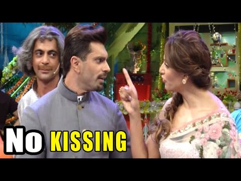 Bipasha WARNS Husband Karan NOT to KISS Anyone From Now