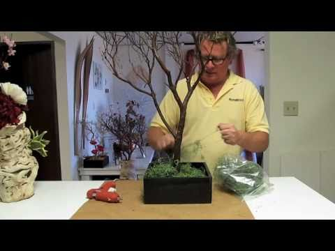 Manzanita Branch Centerpieces How To 1 Youtube