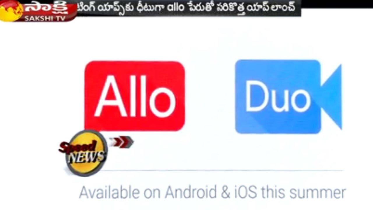 Say hello to Google Allo: a smarter messaging app