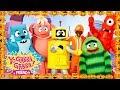 Yo Gabba Gabba! Family Fun - YO GABBA GABBA HALLOWEEN | Kids Songs | DJ LANCE ROCK | BABY SONGS