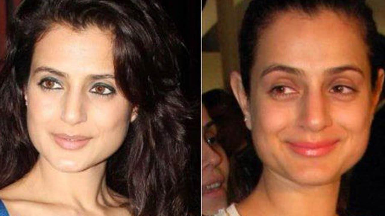 10 Pictures Of Amisha Patel Without Makeup