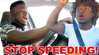 When You Drive With Your African Parents