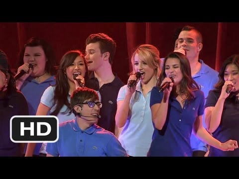 Glee: The 3D Concert Movie #1 Movie CLIP - Don't Stop Believing (2011) HD
