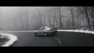BMW E36 M3 Hill Drift | Darkfly Video