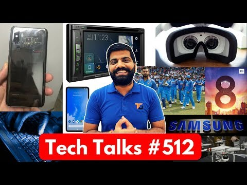 Tech Talks #512 - Pixel 3, Vivo Z1, MIUI 10, ICC Fitness Band, Playstation Retro, Xiaomi Mi 8