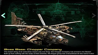 warcommander - Boss Base: Chopper Company - First Try
