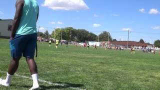 WWCC Women's Soccer at Northwest KS 2015 Clip 2 of 2