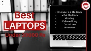 Best Laptops under 30000 Rs In India (May 2019) For gaming, Student, Office use