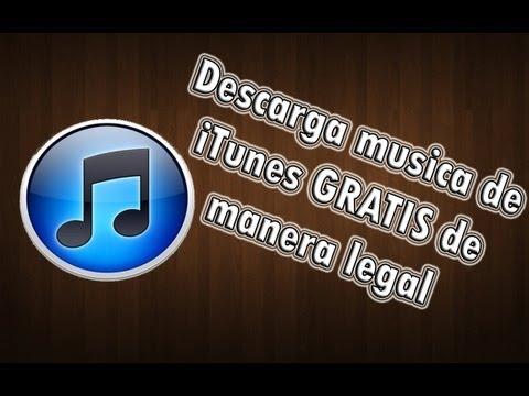 Descarga música de iTunes gratis y Legal con easyTunes