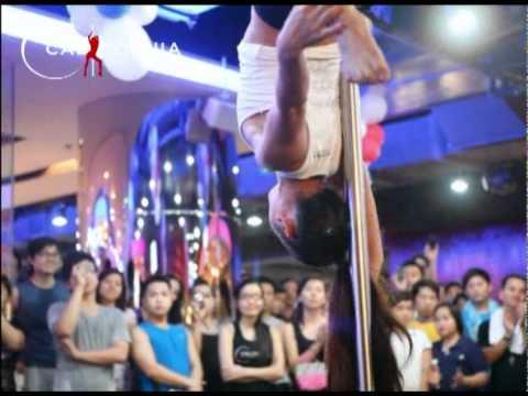 HLV Yossy Bieu Dien Mua Cot Tai California Fitness & Yoga Centers
