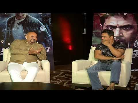 Exclusive Interview with Arjun and Director Arun Vaidyanathan about Kurukshetram