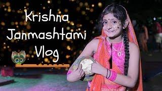 Krishna Janmashtami Vlog   #Fun #Kids #Festival #MyMissAnand