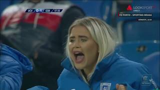 U Craiova - Sepsi OSK: Mitrita eliminat ('58). A gresit arbitrul?