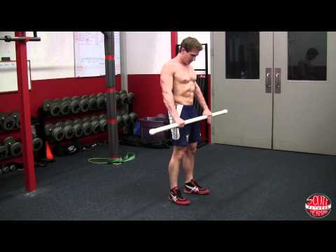 Deadlift Fundamentals- Stabilization (Barbell) Image 1
