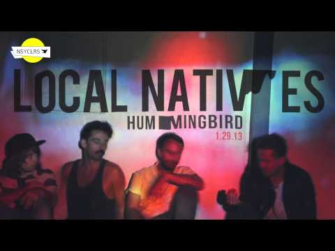 Local Natives - You &amp; I (HQ)