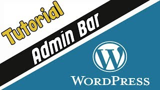 Wordpress - Move the Admin Bar to the bottom [ WP Tuto ]