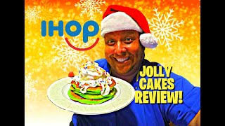 Jolly Cakes REVIEW- IHOP