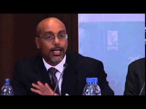 Side Event - Khalid Bomba on Exploring Resilience through the Global Food Security Index