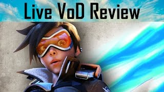 Overwatch   Back To Basics! Beginner Tracer VoD Review