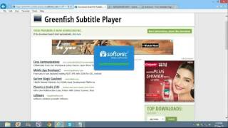 How To Add Subtitles To Online Video Or Movie Streaming Using Greenfish Subtitle Player VideoMp4Mp3.Com