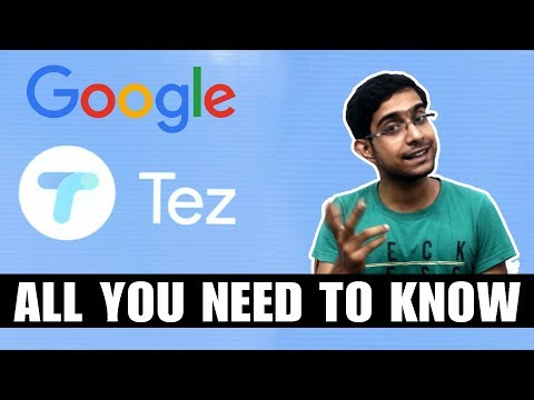 Google Tez App   What Is Google Tez google   Tez app offers   how to use google tez   Hindi