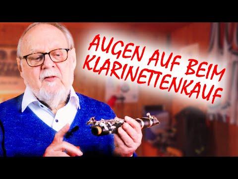 Worauf achten beim Kauf einer Klarinette für Anfänger? | Klarinette Spielen Lernen