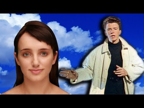 Evie Rick Rolls Me | Cleverbot Evie video