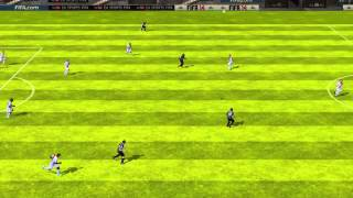 FIFA 14 iPhone/iPad - Rayo Vallecano vs. RCD Espanyol
