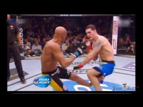 ✔ UFC 168   Fractura De Pierna De Anderson Silva ✔