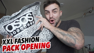😱 XXL ASOS - FASHION PACK OPENING -  PICK UP HAUL + TRY ON