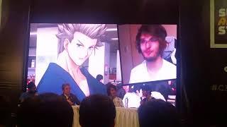 AFA Singapore 2017 - Key + The Anime Man Gametalk (short)