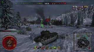 WoT Xbox . Strv m/42-57 Alt A.2 . Pierwsza Bitwa !!!