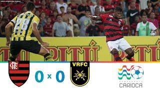 Flamengo 0 x 0 Volta Redonda - Melhores Momentos - Campeonato Carioca - (16/03/2019)