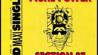 Section 87 ‎- More Power