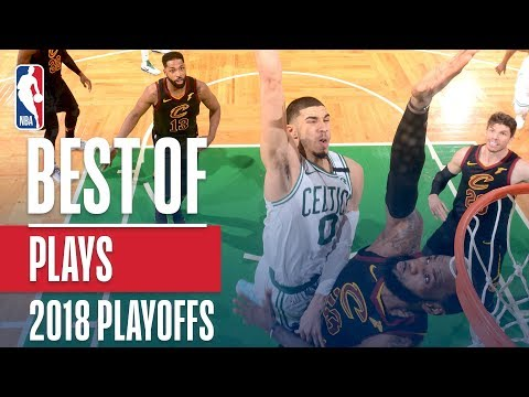 Best Plays of the 2018 NBA Playoffs!