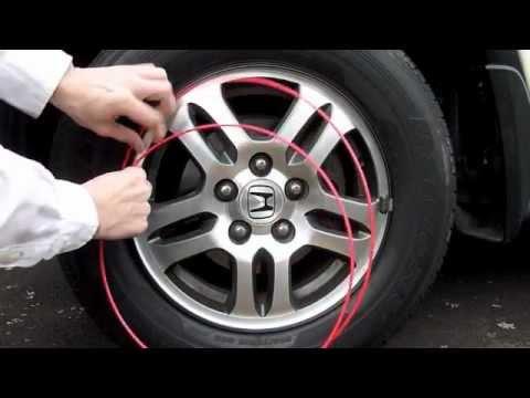 Install Trim Rings Wheels