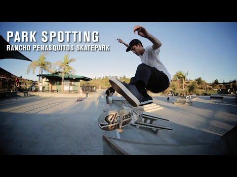 Park Spotting: Rancho Penasquitos Skatepark