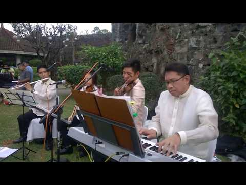 Please Be Careful With My Heart (quartet Instrumental) - Enrico Braza's Entertainment Center video