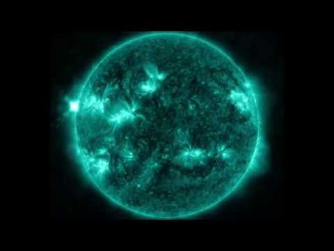Sun Erupts With Two Large X-Class Solar Flares | NASA Space Science HD Video