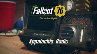 Fallout 76 Appalachia Radio