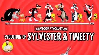 Evolution of SYLVESTER & TWEETY Over 81 Years (1939-2020) Explained