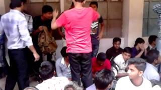 ছাত্র আন্দোলন মদন মোহন কলেজ বিশ্ববিদ্যালয়