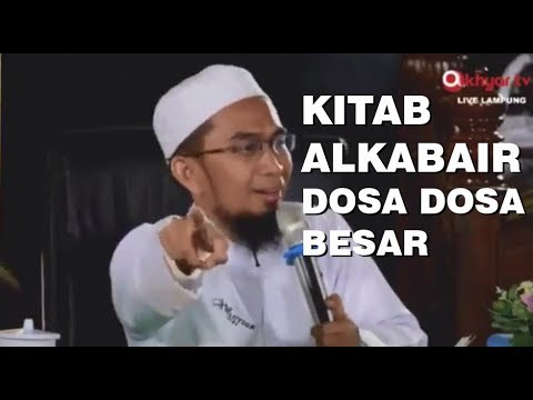 Kajian Kitab Alkabair 6 Desember Ustadz Adi Hidayat Lc MA [Live Lampung]